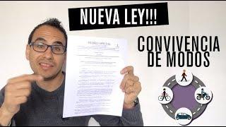 LEY CONVIVENCIA DE MODOS - EXPLICACIÓN