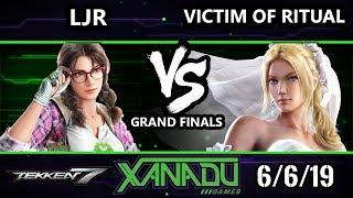 F@X 305 Tekken 7 - LJR [L] () Vs. Victim of Ritual (Nina) - T7 Grand Finals