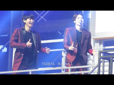 EXO PLANET#2 - The EXO'luXion in HONG KONG - The Star (SEHUN & CHANYEOL FUNNY FOCUS) 2 Days Mix.