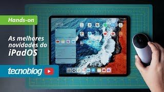 As melhores novidades do iPadOS  Tecnoblog