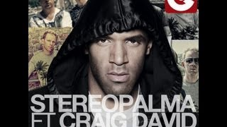 Stereo Palma Vs. Regi Feat. Craig David - Our Love