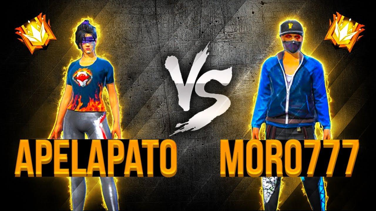 APELAPATO 🇧🇷 vs MORO777 🇲🇦 | 👽💗