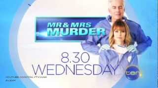 Mr and Mrs Murder Episode 2 | Channel Ten Promo