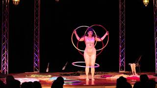 Valentina's Slinky Hoop Burlesque at