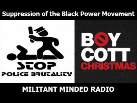 Suppression of the Black Power Movement - YouTube