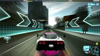 "Need For Speed World | Chevrolet Corvette Z06 CLE ""The Beauty"""
