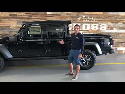 2020 Jeep Gladiator 3 Month Owner Review| Cross Chrysler Jeep in Louisville KY