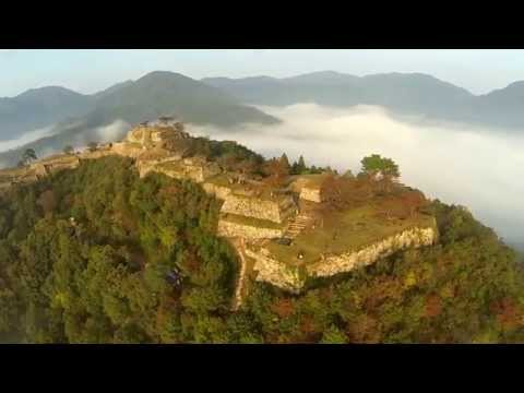 Takeda Castle Ruins – Japan's Breathtaking Castle in the Sky