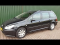 Peugeot 307 Break 1.6-16V XT Pack