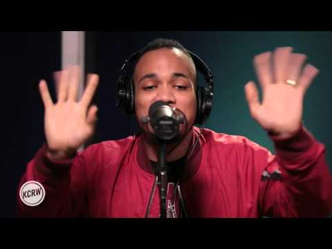 """Anderson .Paak & the Free Nationals performing """"Am I Wrong"""" Live on KCRW"""