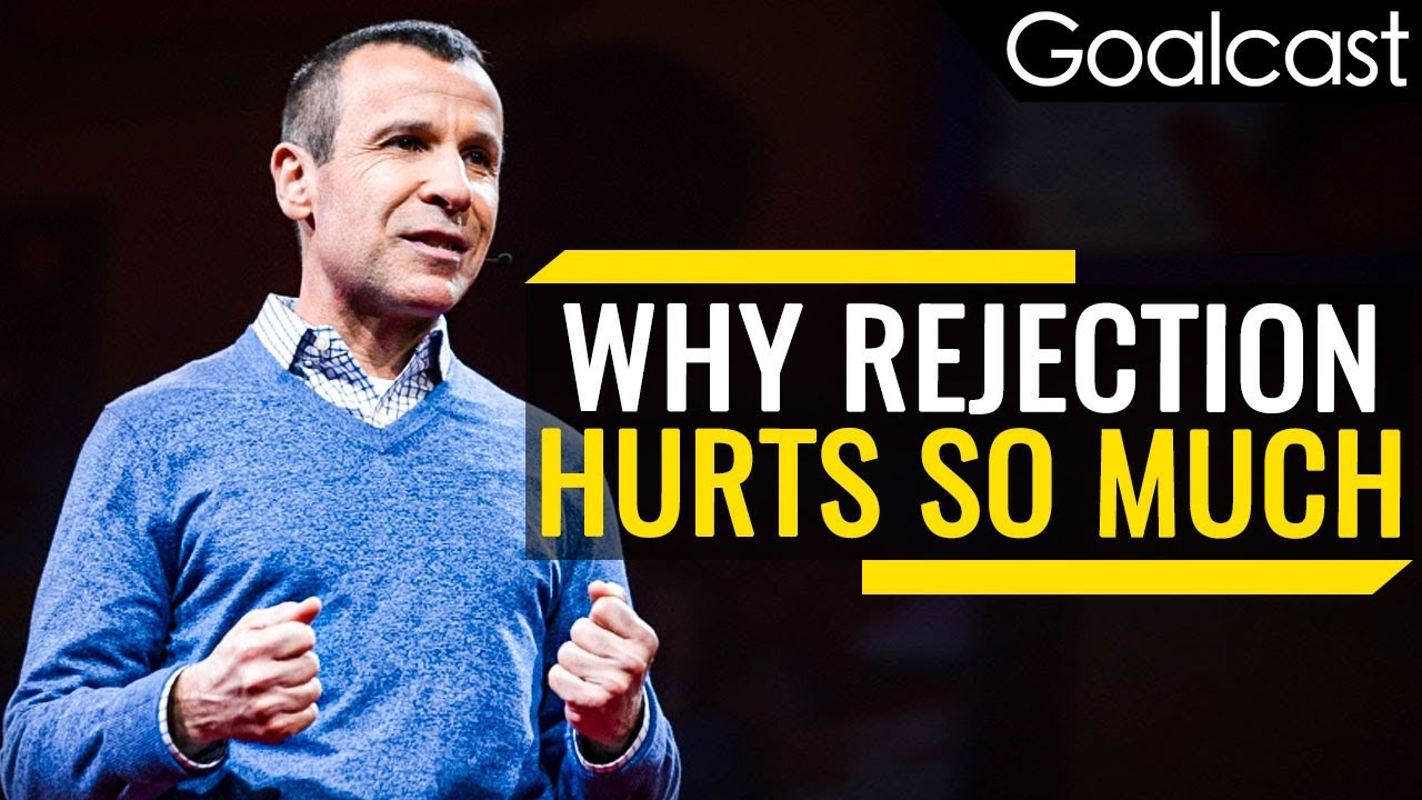Why Does REJECTION Hurt So Much? | Guy Winch | Goalcast