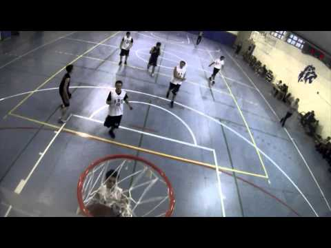 King's Academy vs. the Baptist School boys varsity basketball game