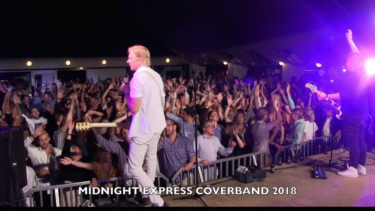 Midnight Express Coverband , Vart jag mig i världen vänder 2018