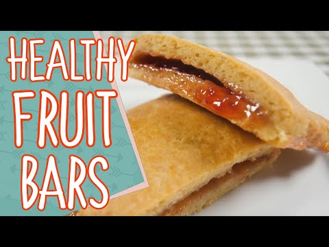 How To Bake Healthy Fruit Bars