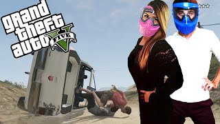 OOPS SORRY MY FINGER SLIPPED | Grand Theft Auto 5 Funny Moments | Gay Gamer Troll | Girl Gamer Rage