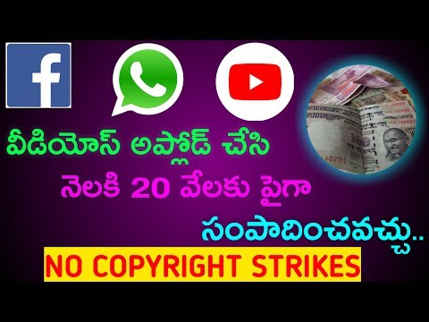 How to Make Money On Hypster App 2018 In Telugu | Earn ₹1000 Daily Without Work With Hypstar App