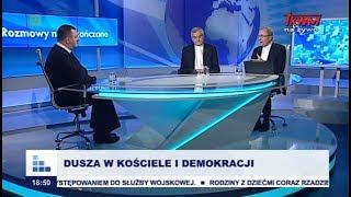 Rozmowy niedokończone: Dusza w Kościele i w demokracji cz.I