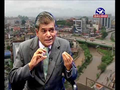 STV Chat with Trailokya Raj Aryal