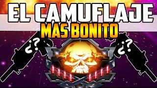 El MEJOR/MAS BONITO Camuflaje de Black Ops 3!