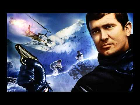 Totally...James Bond - On Her Majesty's Secret Service (Instrumental)