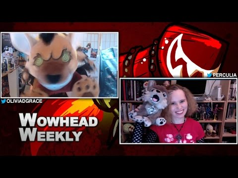 Wowhead Weekly Episode 24 - Blizzard Swag, Patch 6.1, Blackrock Foundry and more!