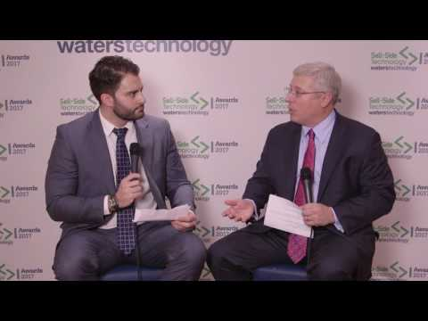 Waters Sell-Side Technology Interview with Michael Alexander