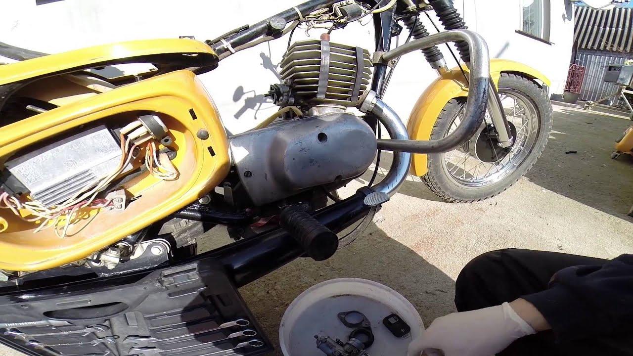 инструкция по ремонту мотоцикла минск 125