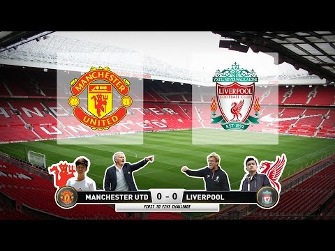 Manchester United VS Liverpool Fan - Blackjack Challenge!