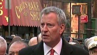 De Blasio: NYC explosion 'attempted terrorist attack'