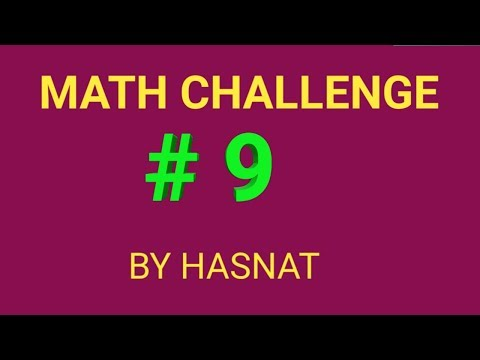 math Challenge # 9 || simplification related question in bengali ||
