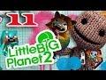 ч 11 Прохождение Little Big Planet 2 Взломанная машина mp3