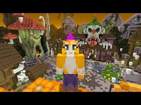 Minecraft PS4 - Magic Number Challenge - Battle Mini-Game