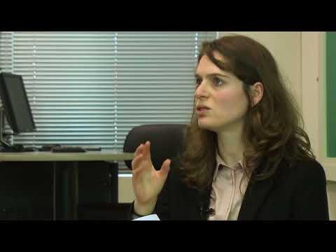 Clarissa Gross (researcher at PLED) interviews David McCraw