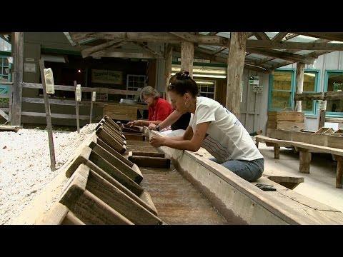 Emerald Village Gem Mine | NC Weekend | UNC TV
