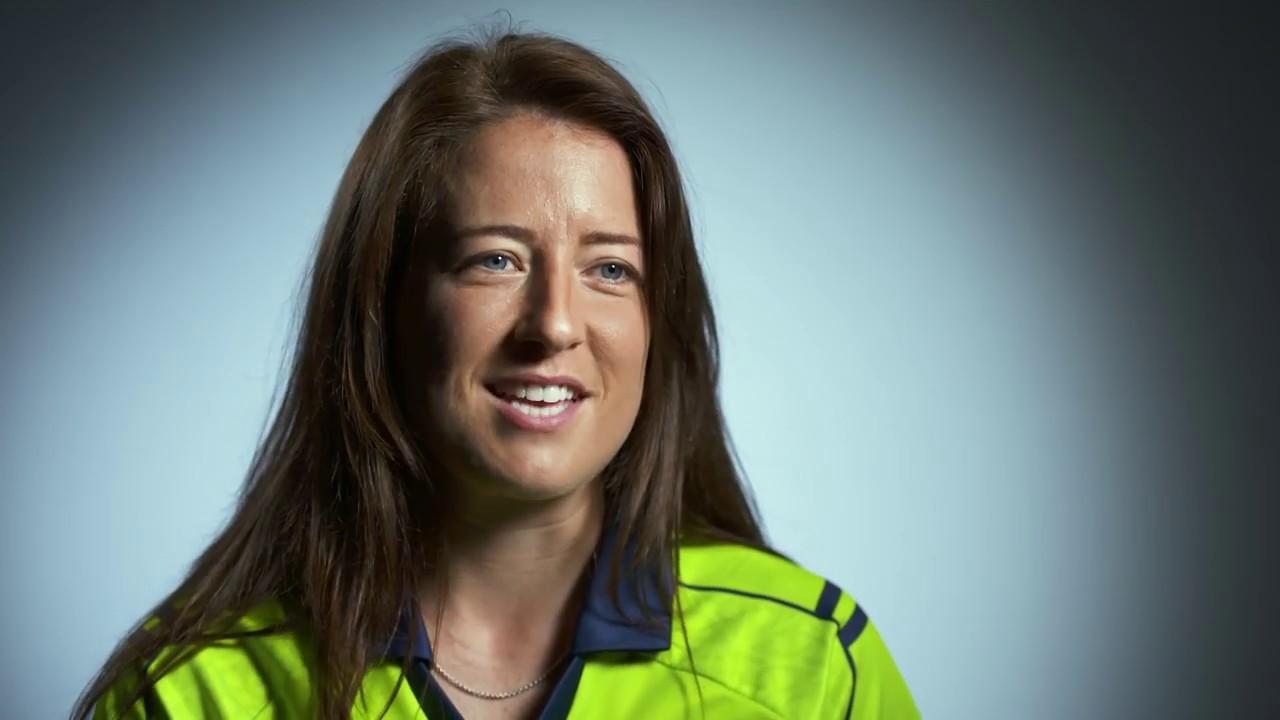 World T20 Feature | Isobel Joyce, Ireland - YouTube