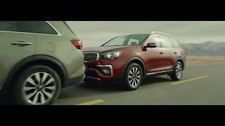 Kia KX7 (Sorento / 尊跑) 2017 Surprising Lab commercial (china)