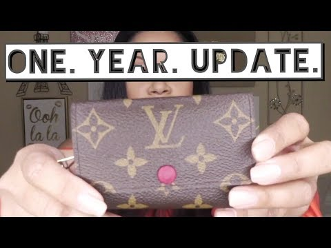 Louis Vuitton 6 Key Holder | One Year Update Review