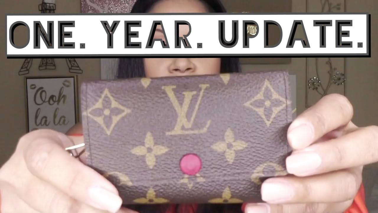 e96cf8bc Louis Vuitton 6 Key Holder | One Year Update Review
