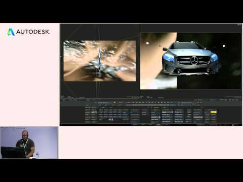 Autodesk® Flame® 2015: Fast and Interactive Creative Finishing for Television