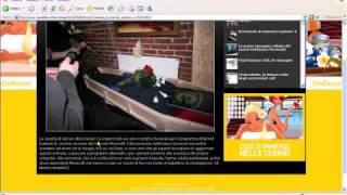 Funerali internet explorer 6