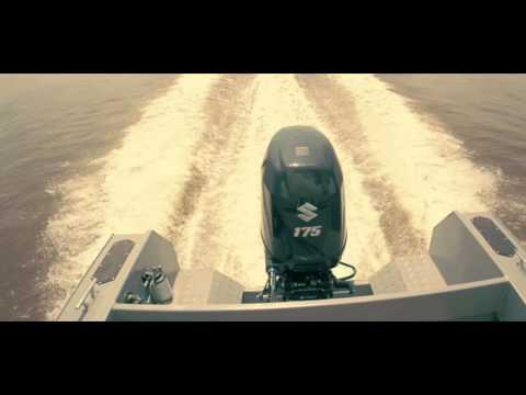 Тест-драйв алюминиевой лодки Шаман 575