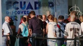 Kriskadecor Ecuador Pavillion Expo Milano