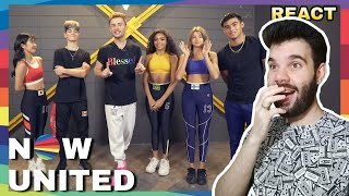 REACT Now United no Rexona Dance Challenge (3/3) - Extreme Extreme ⚡️