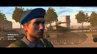 World in Conflict Soviet Assault - Single Player - Mission 1