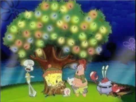 a spongebob christmas special 2008