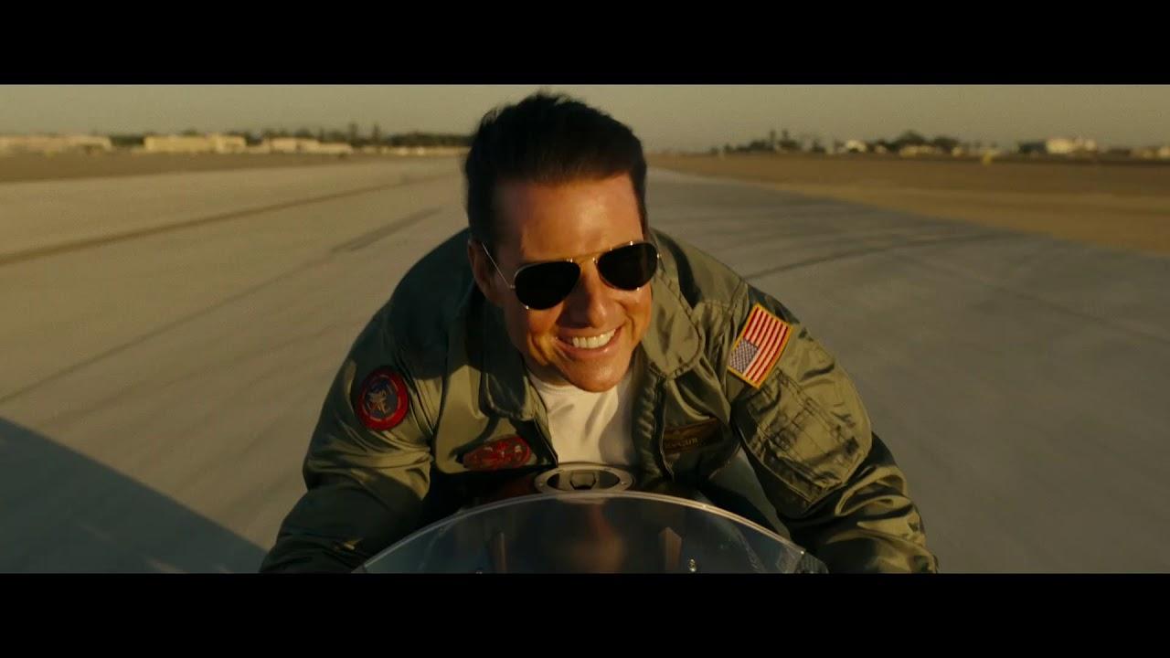 Top Gun: Maverick (2020) oficiálny HD trailer [SK TIT]