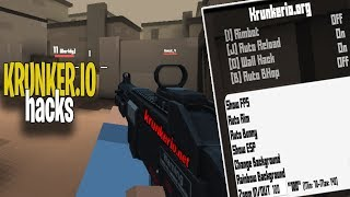 Super KRUNKER.IO Aimbot HACKS! / May 2019! Krunker Mods Krunkerio Cheats! KRUNKVILLAIN