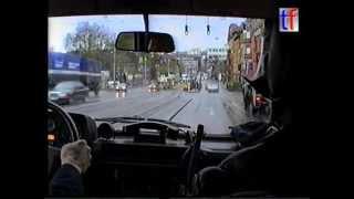 Feuerwehr Stuttgart: Ride along & on scene w. Citywide TC / Mitfahrt ELW B-Dienst, 1991. #8