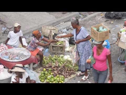 Haiti🇭🇹 Puclic Market And Supermarket
