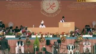 Urdu Nazm: Yaro Masih-e-Waqt kay thee jin ki intezar, Jalsa Salana UK 2011